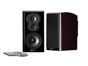 Polk Audio LSiM703 Bookshelf Loudspeaker - Each (Midnight Mahogany)