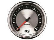 Auto Meter 1299 American Muscle Tachometer