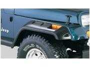 Bushwacker 10057-07 Pocket Style Fender Flares
