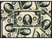 """Home Dynamix Area Rugs: Zone: 7103: Money Rug 3'7""""x5'3"""""""
