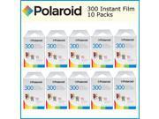 Polaroid 300 Instant Film 10 Packs