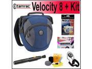 Tamrac 5768 Velocity 8X Pro Sling Pack Camera Bag Black + Camera Accessory Package - Tamrac ATMCV8XPSPBK1