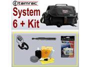 ValuePro 5606 System 6 Camera Bag - Blk + Kit