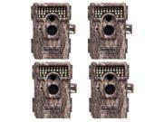 4 Moultrie M-880c White LED Flash Mini Digital Game Camera - 8 MP