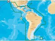 Navionics CF/3XG Nautical Charts