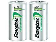 Energizer NiMH Size C (2-Pack) NiMH Battery