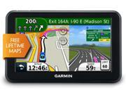 "Garmin Nuvi50LM / nuvi 52LM 5"" GPS with Lifetime Map Updates"
