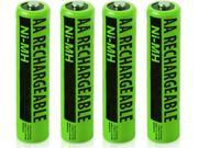 Replacement Battery for AT&T (4-Pack) Replacement Battery for AT&T Phones