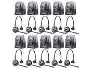 Plantronics CS351N / Avaya AWH450N (10-Pack) CS351N Wireless Headset