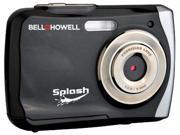 BELL & HOWELL ELBWP7BKB Bell+howell 12.0 Megapixel Wp7 Splash Waterproof Digital Camera
