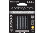 Panasonic eneloop Pro AAA Rechargeable XX Batteries