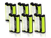 BATT-BT0003(6-pack) Replacement Battery for CLX Series & TCX 400 / TCX 440