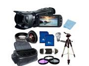Canon 32GB VIXIA HF G20 Full HD Camcorder Bundle (HFG20)