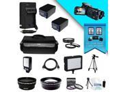 Canon VIXIA HF G20 Full HD 32GB Camcorder (Black) Kit 5