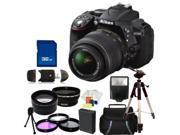 Nikon D5300 Digital SLR Camera With 18-55mm Lens Kit 4