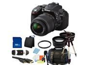 Nikon D5300 Digital SLR Camera With 18-55mm Lens Kit 5