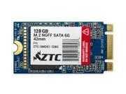 ZTC Armor 128GB 42mm M.2 NGFF 6G SSD Solid State Drive. Models ZTC-SM201-128G