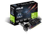 ASUS 1GB GeForce GT 640 DDR3 PCI Express 3.0 x16 HDCP Ready Video Card Model GT640-1GD3-L