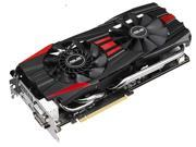 ASUS 3GB GeForce GTX 780 Ti GDDR5 384-Bit PCI Express 3.0 HDCP Ready G-SYNC SLI Support Video Card Model GTX780TI-DC2OC-3GD5