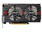 ASUS 2GB Radeon HD 7770 GDDR5 128-Bit PCI Express 3.0 x16 HDCP Ready CrossFireX Support Video Card Model HD7770-2GD5