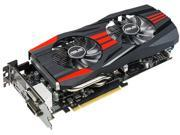 ASUS 4GB Radeon R9 270X GDDR5 256-Bit PCI Express 3.0 HDCP Ready CrossFireX Support Video Card Model R9270X-DC2T-4GD5