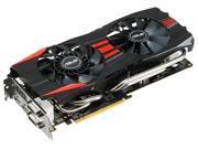 ASUS 3GB Radeon R9 280 GDDR5 384-Bit PCI Express 3.0 HDCP Ready CrossFireX Support Video Card Model R9280-DC2T-3GD5