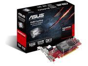 ASUS 1GB Radeon HD 6450 DDR3 64-Bit PCI Express 2.1 x16 HDCP Low Profile Ready Video Card Model EAH6450 Silent/DI/1GD3(LP)