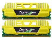 GeIL 16GB DDR3 PC3-14900 1866MHz EVO Corsa CL9 (9-10-9-28) Dual Channel kit Model GOC316GB1866C9DC
