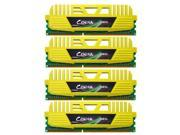 GeIL 16GB DDR3 PC3-17000 2133MHz Evo Corsa CL11 (11-11-11-36) Quad Channel kit 4x4GB Model GOC316GB2133C11QC