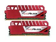 GeIL  Evo Veloce 16GB Evo Veloce DDR3 PC3-12800 1600MHz Dual Channel kit 2x8GB (10-10-10-28) Model GEV316GB1600C10DC