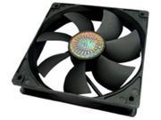 Cooler Master Sleeve Bearing 120mm Silent Fan for Computer Cases, CPU Coolers, and Radiators (Value 4-Pack) Model R4-S2S-124K-GP