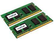Crucial 8GB (2 x 4GB) DDR3 PC3-12800 1600 Mhz Memory for Apple Model CT2K4G3S160BM