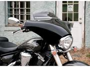 Memphis Shades 6.5in. Spoiler Windshield for Batwing Fairings - Ghost MEP8548