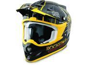 Answer 2013 Comet Rockstar V Motocross Off Road Helmet Size Small