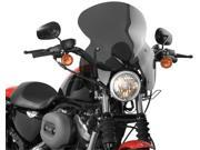 National Cycle Stinger Windshield N21600 For Harley Davidson