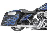 Arlen Ness Side Covers 03-613 For Harley Davidson