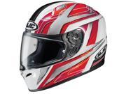 HJC Helmets Fg-17 Ace Helmet Red Size X-Large