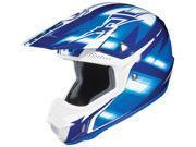 HJC Helmets Cl-X6 Spectrum Helmet Blue Size X-Small