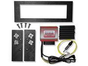 Biketronics RetroRadio Sony Radio Install Kit BT1000 For Harley Davidson