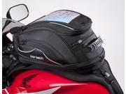 Cortech Super 2.0 12L Motorcycle Strap Mount Tank Bag Black