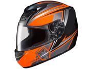 HJC Helmets Motorcycle CS-R2 Seca UNI Flat Orange Size Medium