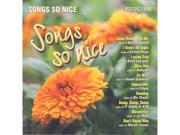 Pocket Songs Karaoke Cdg #1596 - Songs So Nice