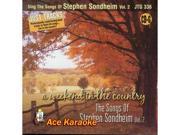 Pocket Songs Just Tracks Karaoke CDG JTG336 - Stephen Sundheim Vol. 2