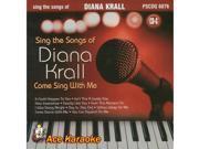 Pocket Songs Karaoke PSCDG 6076 - Diana Krall
