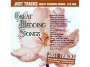 Pocket Songs Just Tracks Karaoke CDG JTG160 - GREAT WEDDING SONGS