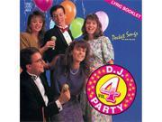 Pocket Songs Karaoke CDG PSCDG1113 - You Sing The Hits Of D.J. Party Volume 4