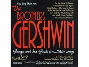 Pocket Songs Karaoke CDG PSCDG1167 - The Gershwin Brothers