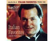 Pocket Songs Karaoke CDG #1462 - Italian Favorites