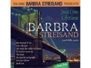 Pocket Songs Karaoke CDG #1478 - Barbra Streisand