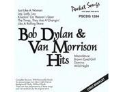 Pocket Songs Karaoke CDG #1284 - Bob Dylan & Van Morrison Hits